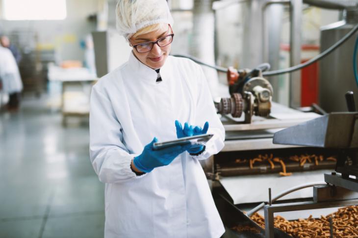 hygiene food manufacturing